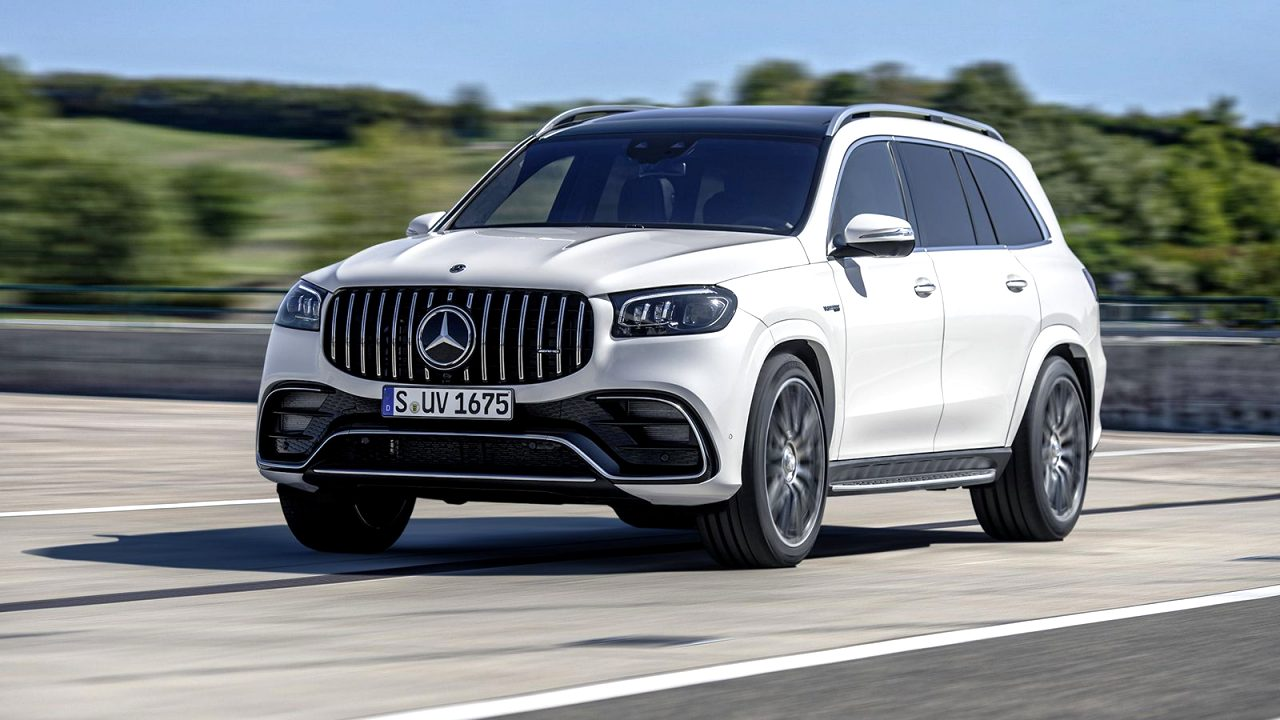 mercedes jeep 2021 Picture