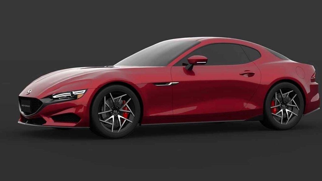 mazda rotary 2021 Redesign and Concept