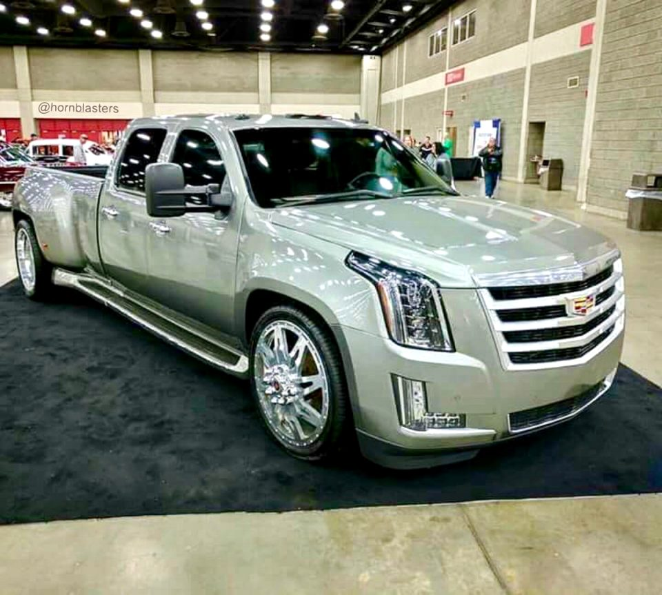cadillac dually truck 2021 Review and Release date