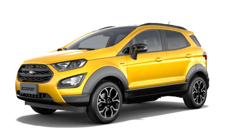 2021 ford crossover History