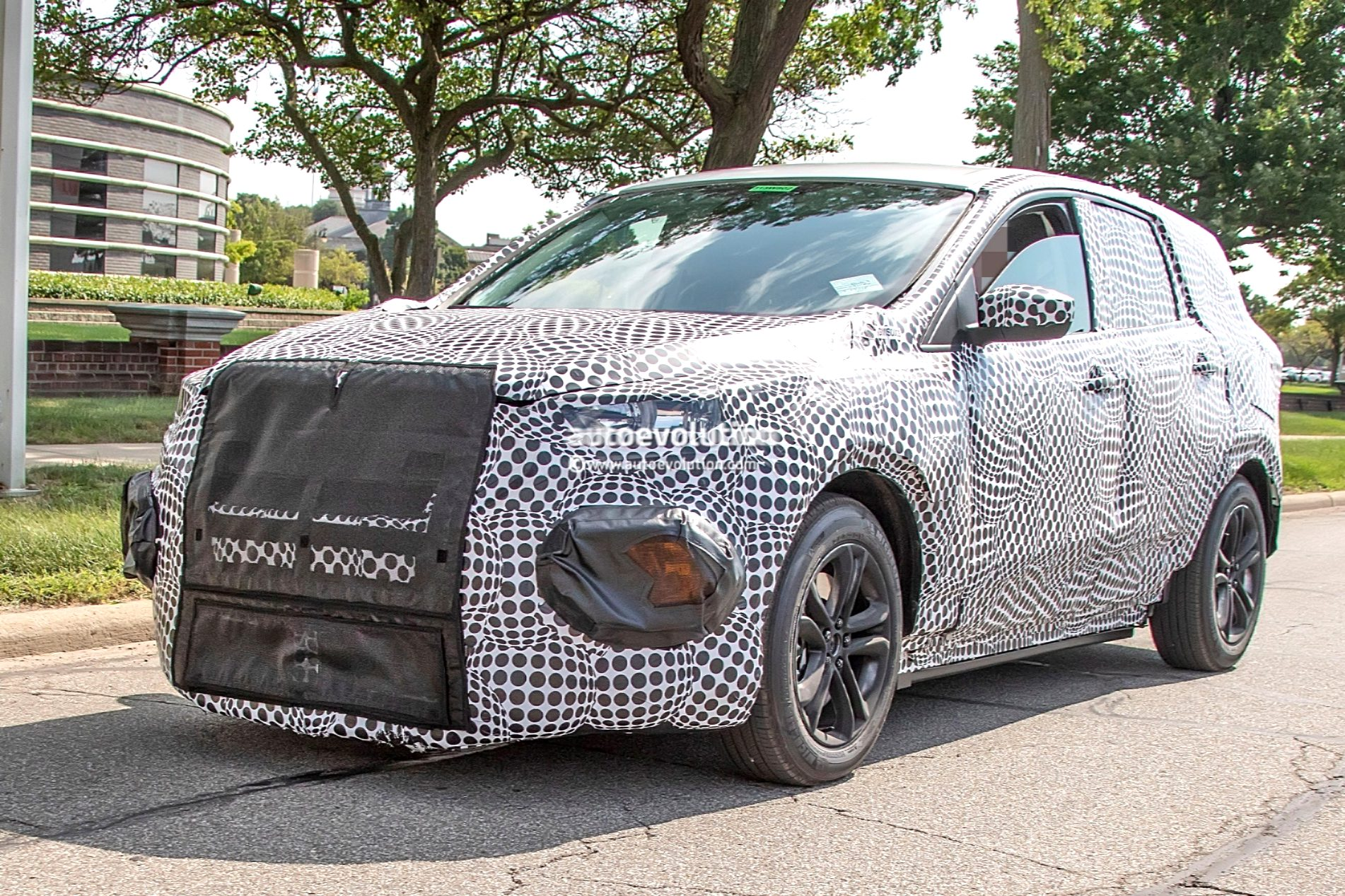 2021 ford crossover Model