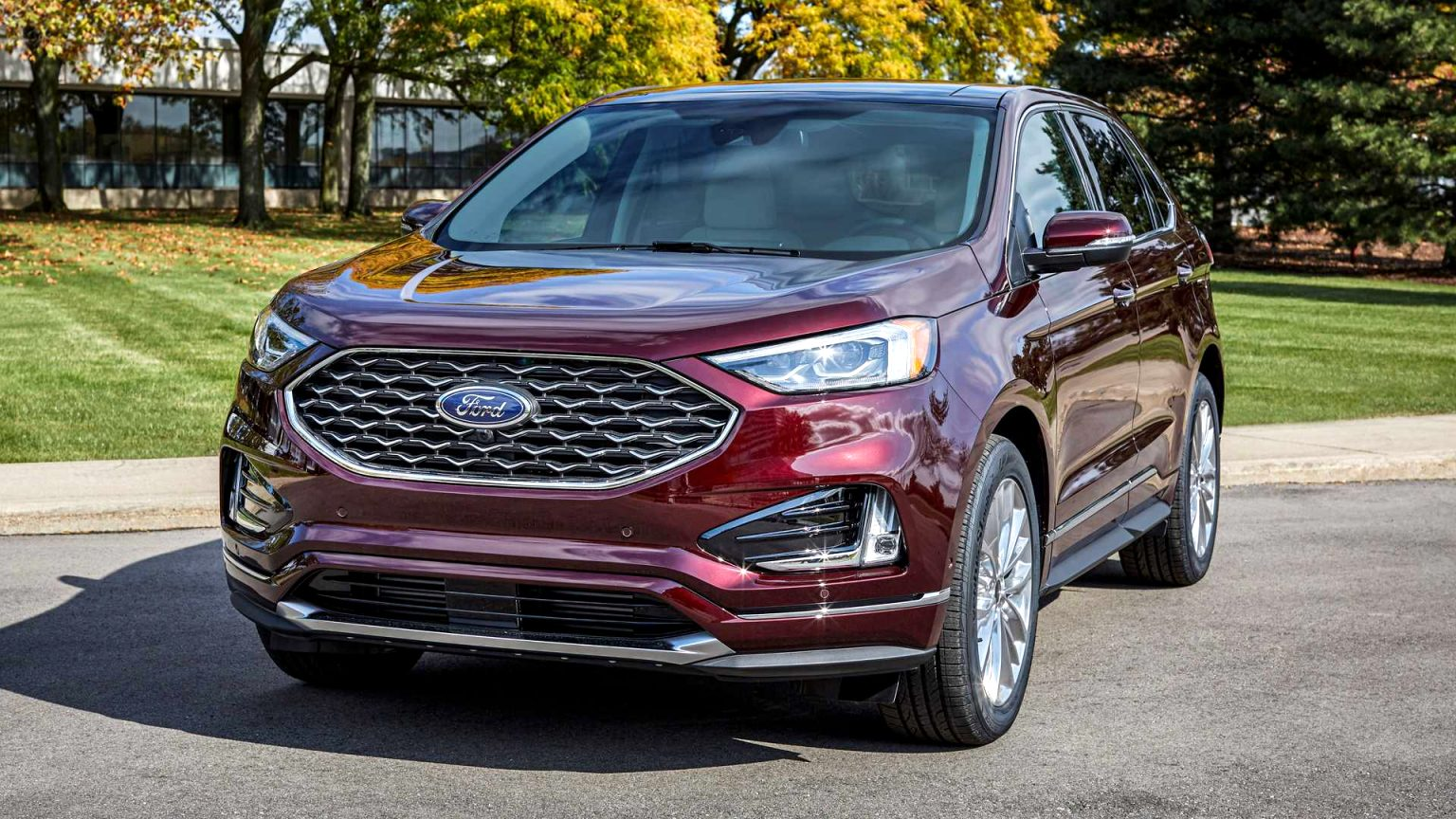 2021 ford crossover Speed Test