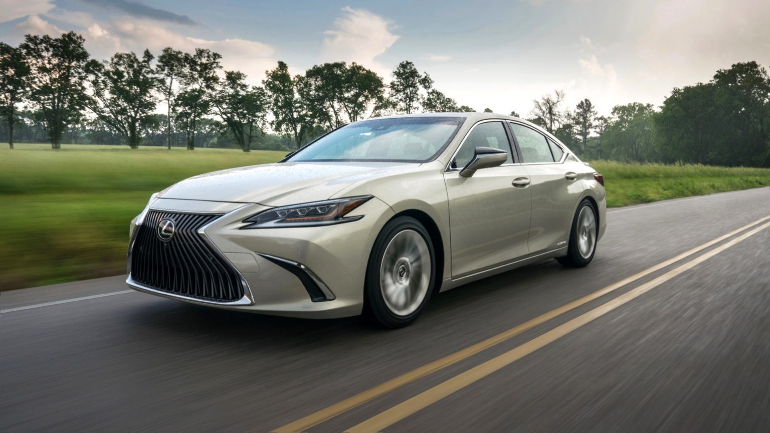 lexus es 2021 price Spy Shoot