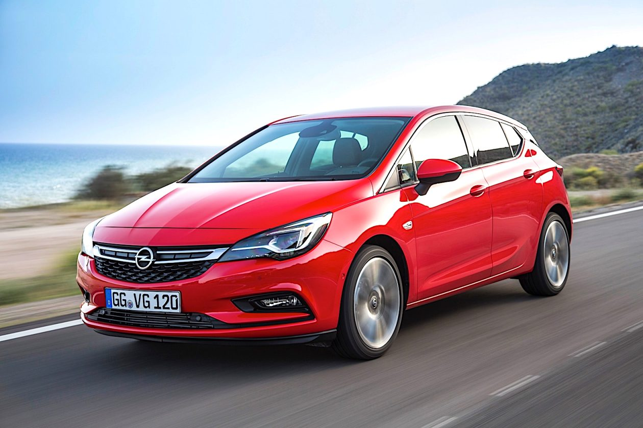 2021 opel astra review Pictures