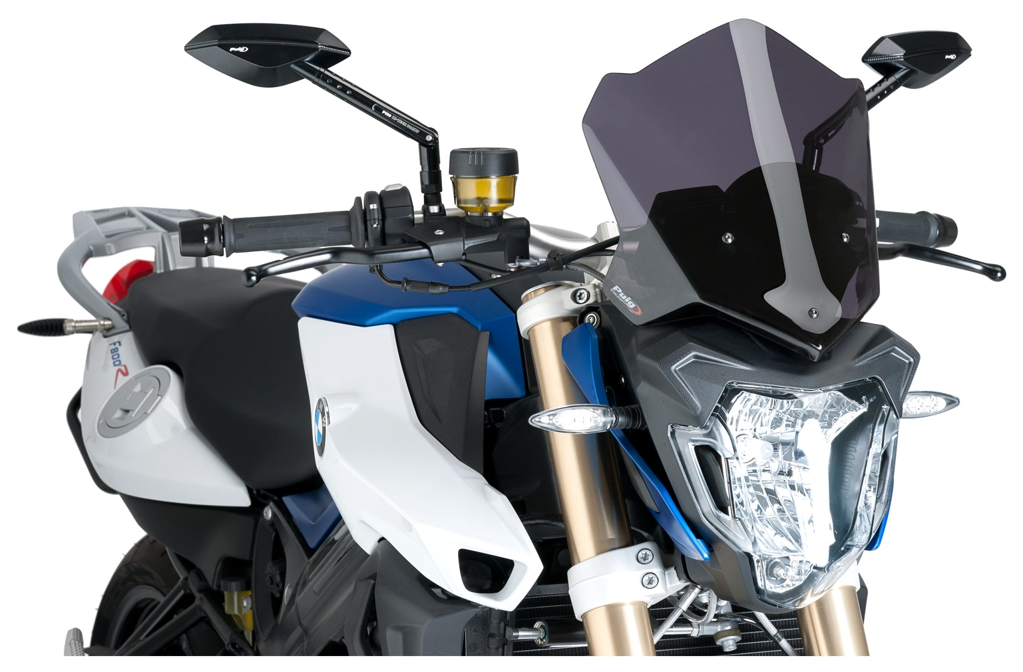 2021 BMW f800r Specs and Review
