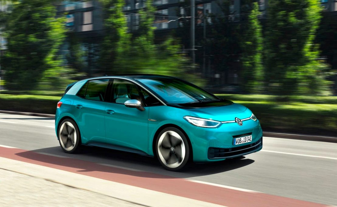 volkswagen electric cars 2021 New Model and Performance