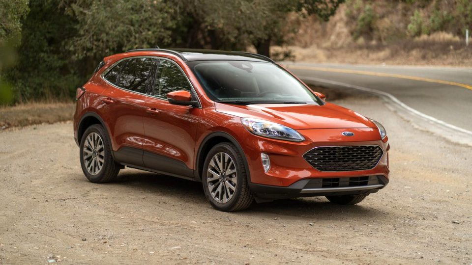 2021 ford crossover Rumors