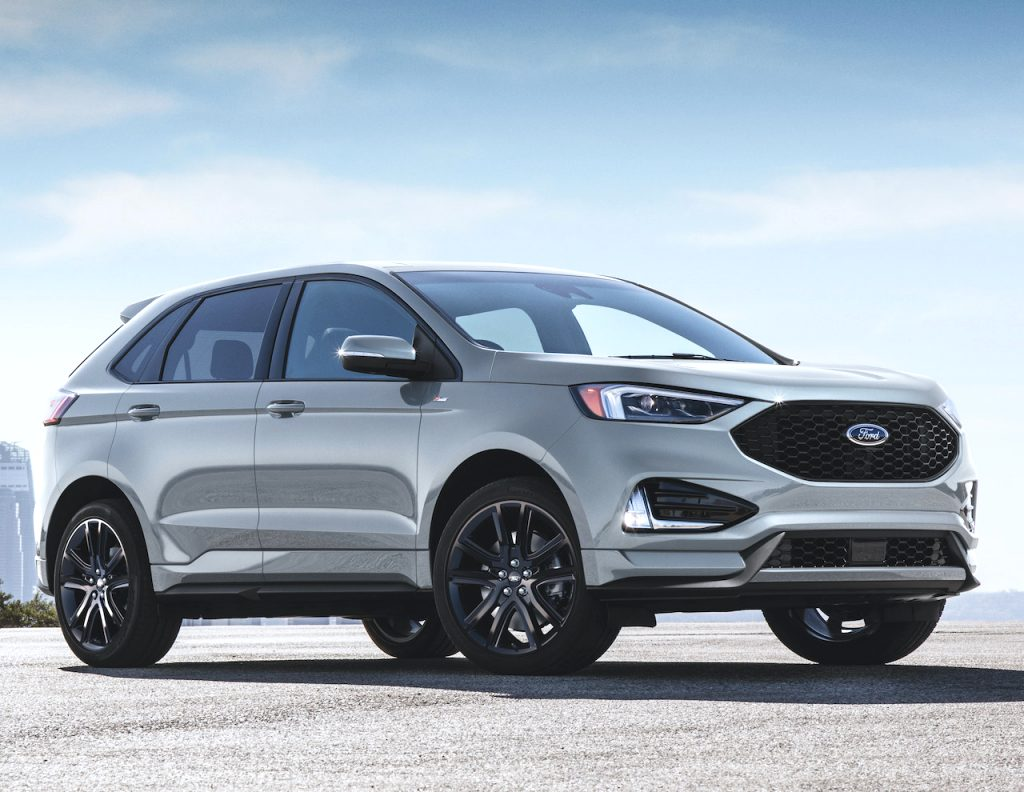 2021 ford crossover Pricing