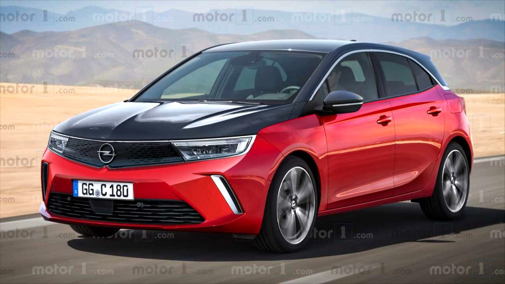 2021 opel astra review Exterior