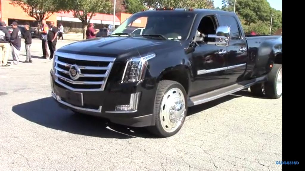 cadillac dually truck 2021 Pictures
