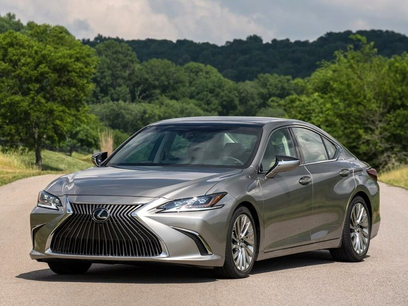 lexus es 2021 price Picture
