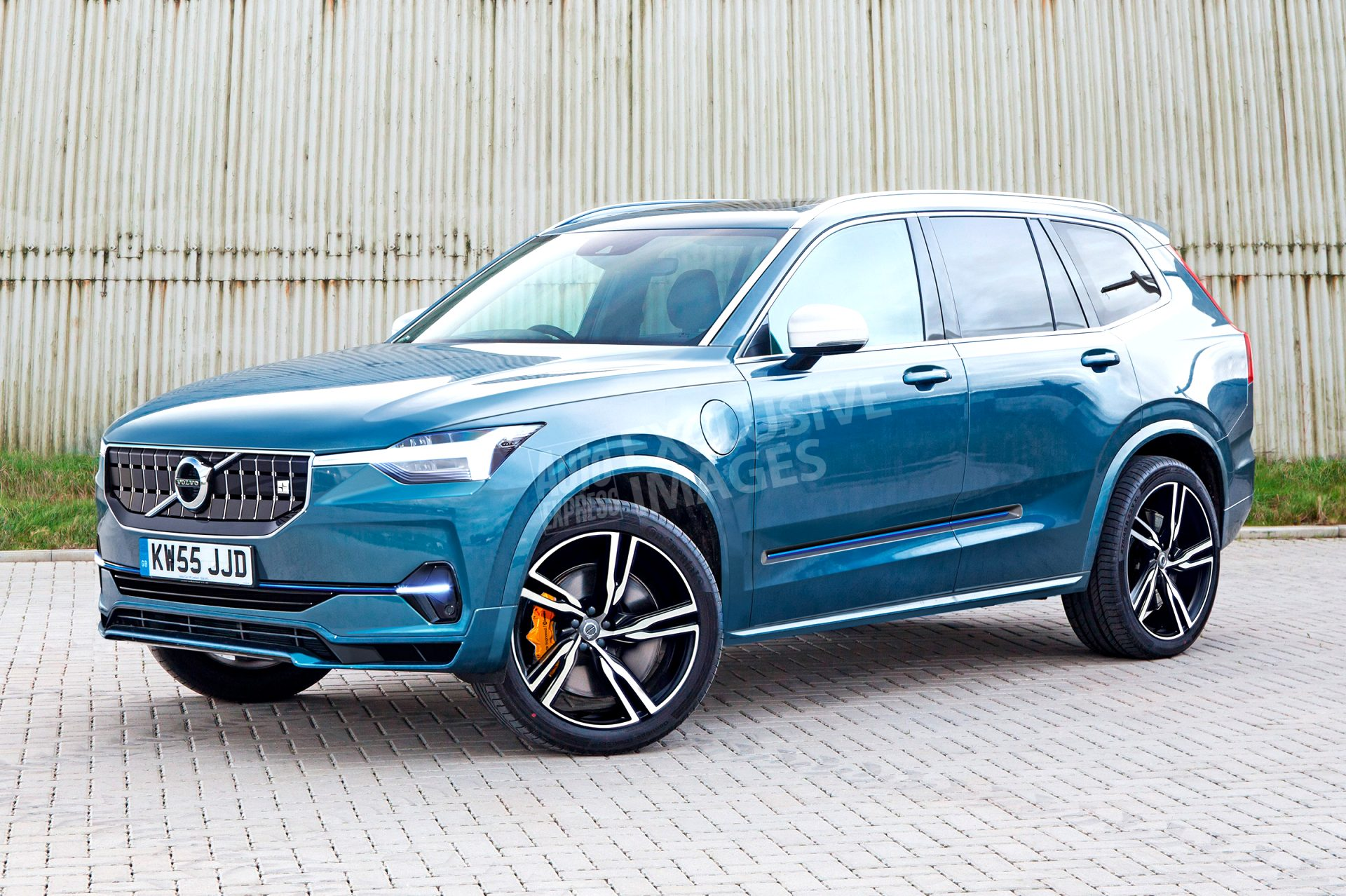 2021 volvo crossover Concept and Review