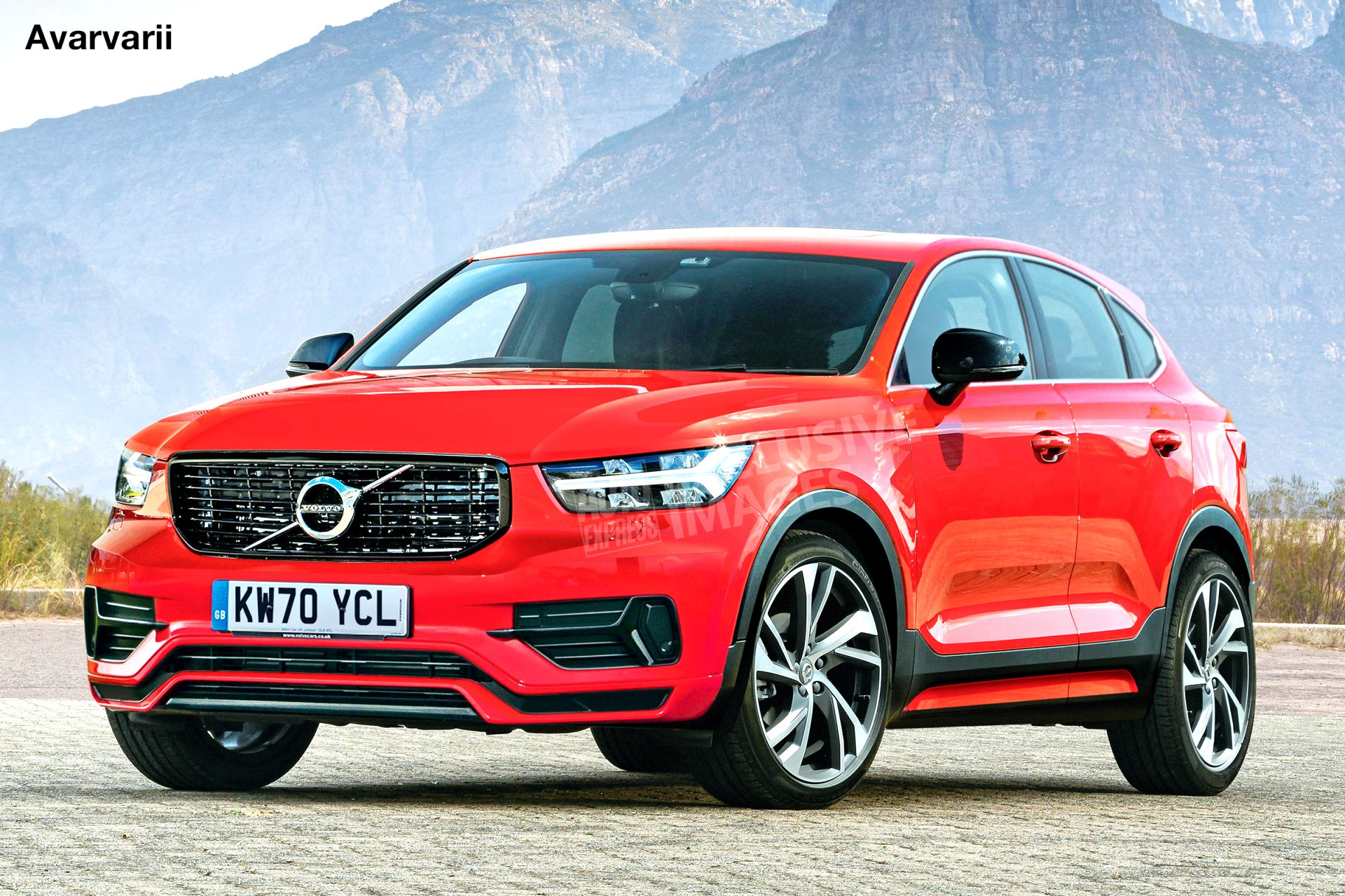 volvo v40 2021 Release Date and Concept
