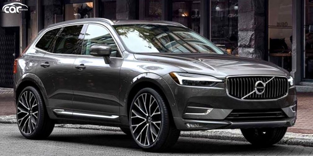 2021 volvo crossover Research New