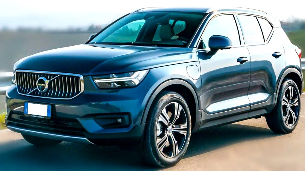 2021 volvo crossover Price and Review