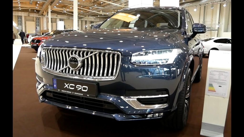 2021 volvo crossover Pictures