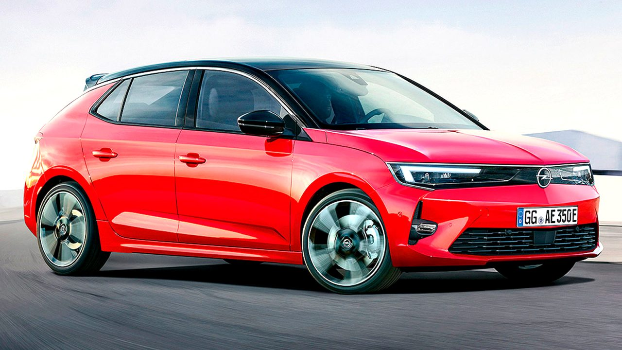 2021 opel opc New Concept