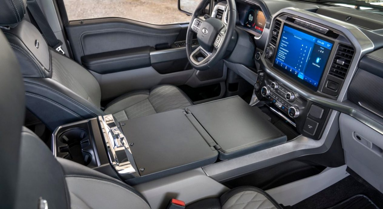 2021 ford interior colors Speed Test