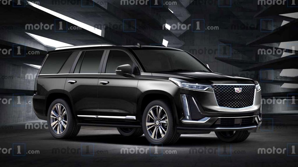 how much is a 2021 cadillac SUV Prices