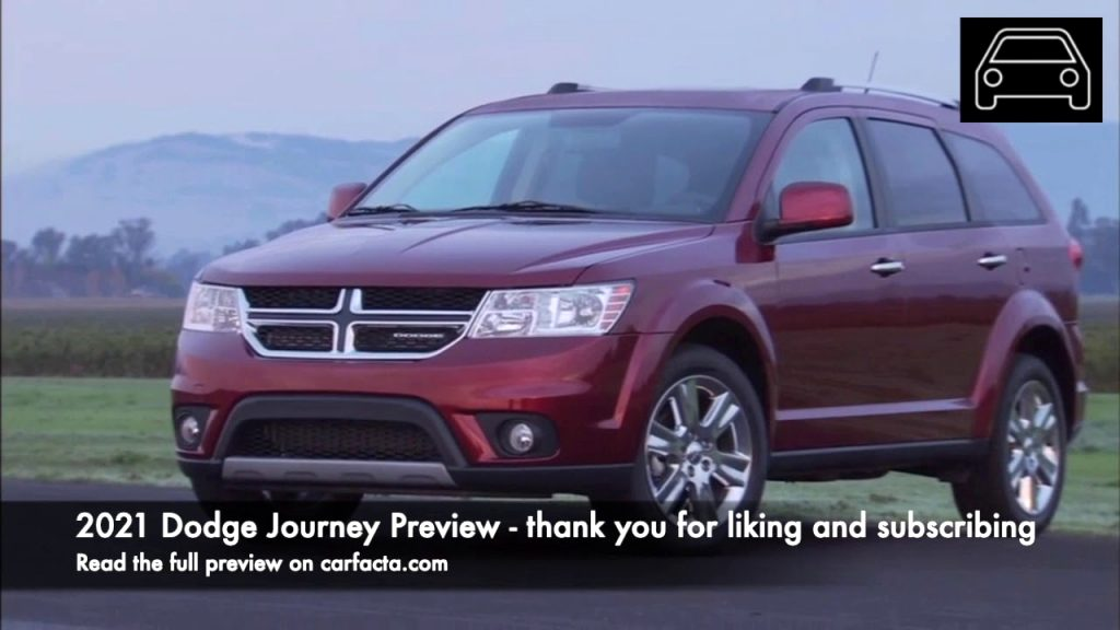 2021 dodge journey Review