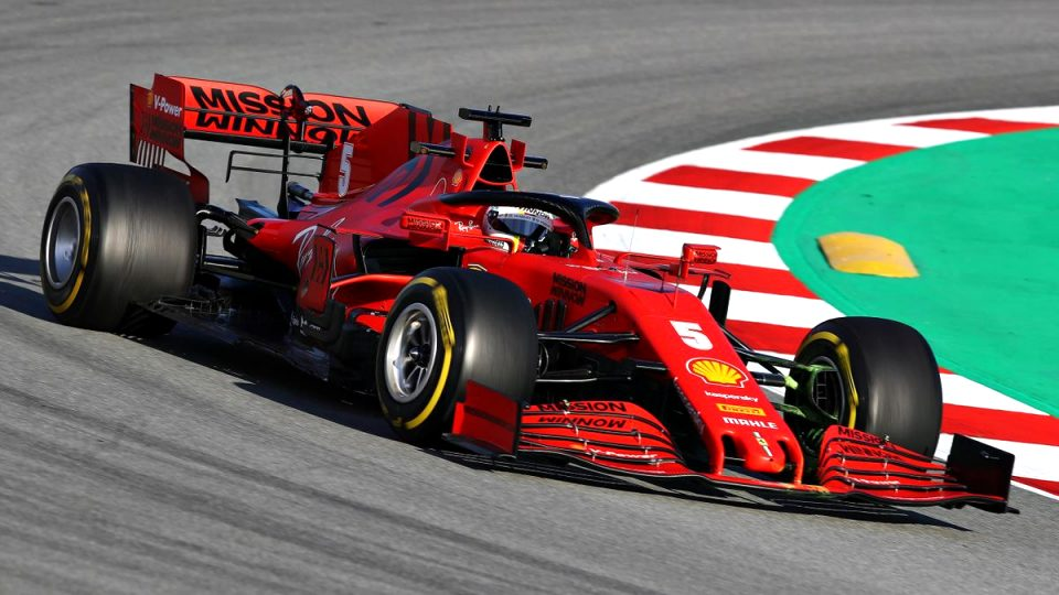 f1 2021 australia ferrari Ratings
