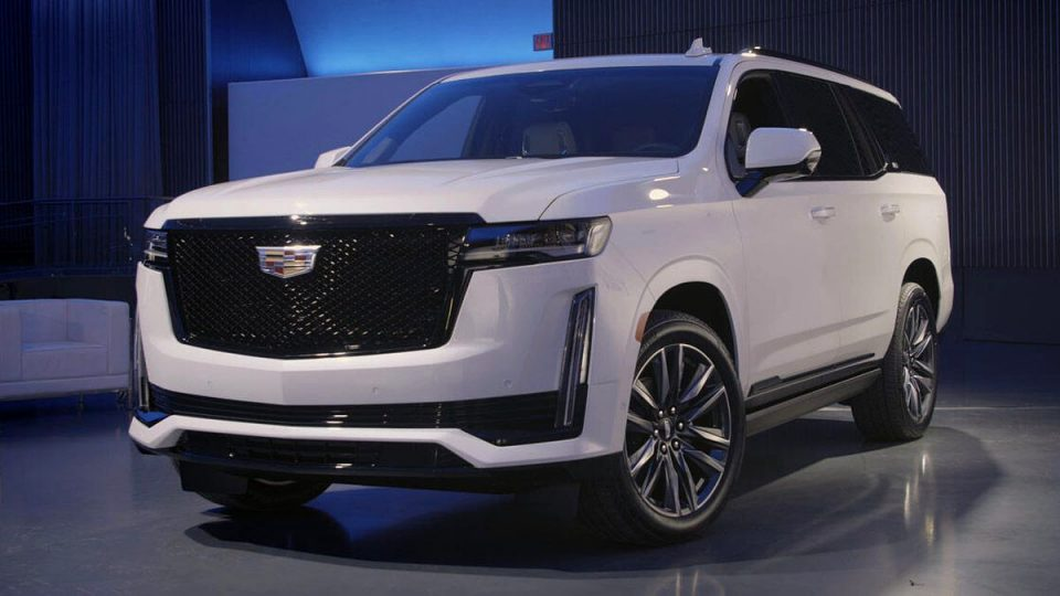 how much is a 2021 cadillac SUV New Model and Performance