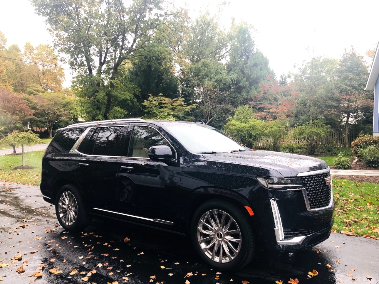 how much is a 2021 cadillac SUV Performance