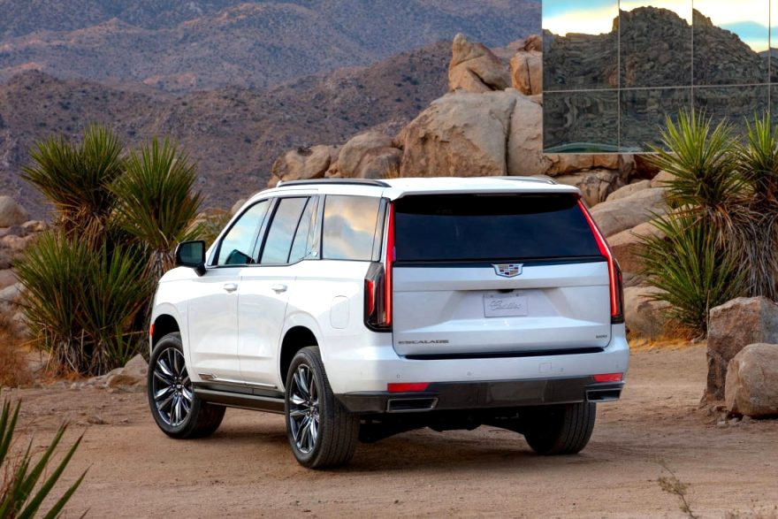 how much is a 2021 cadillac SUV Redesign and Review