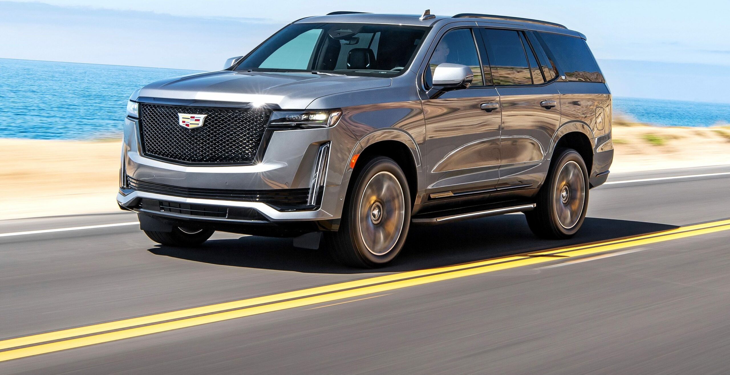 how much is a 2021 cadillac SUV Model