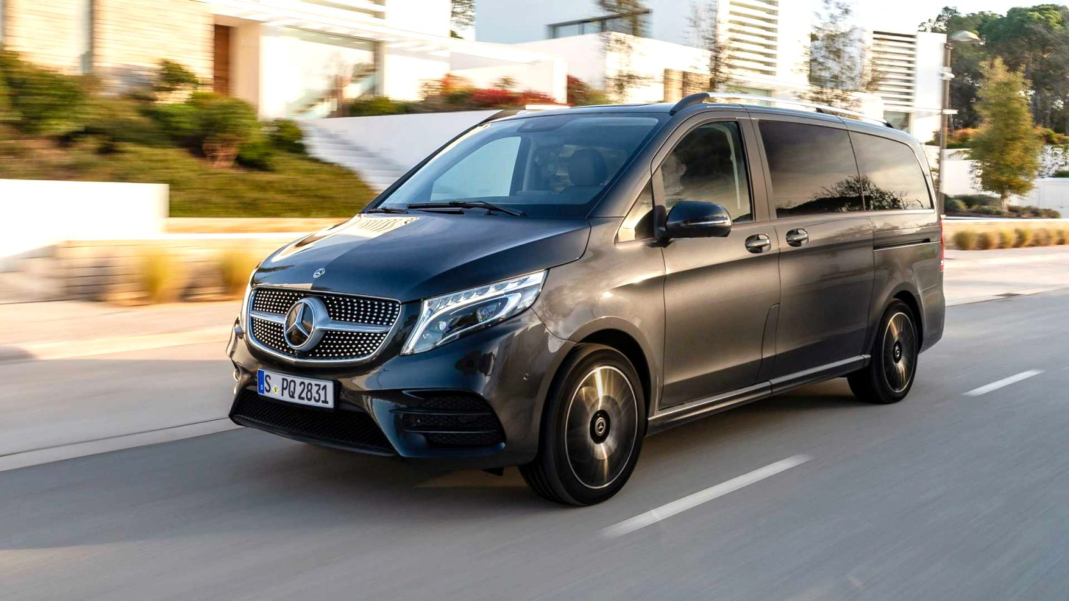 2021 mercedes v class price History