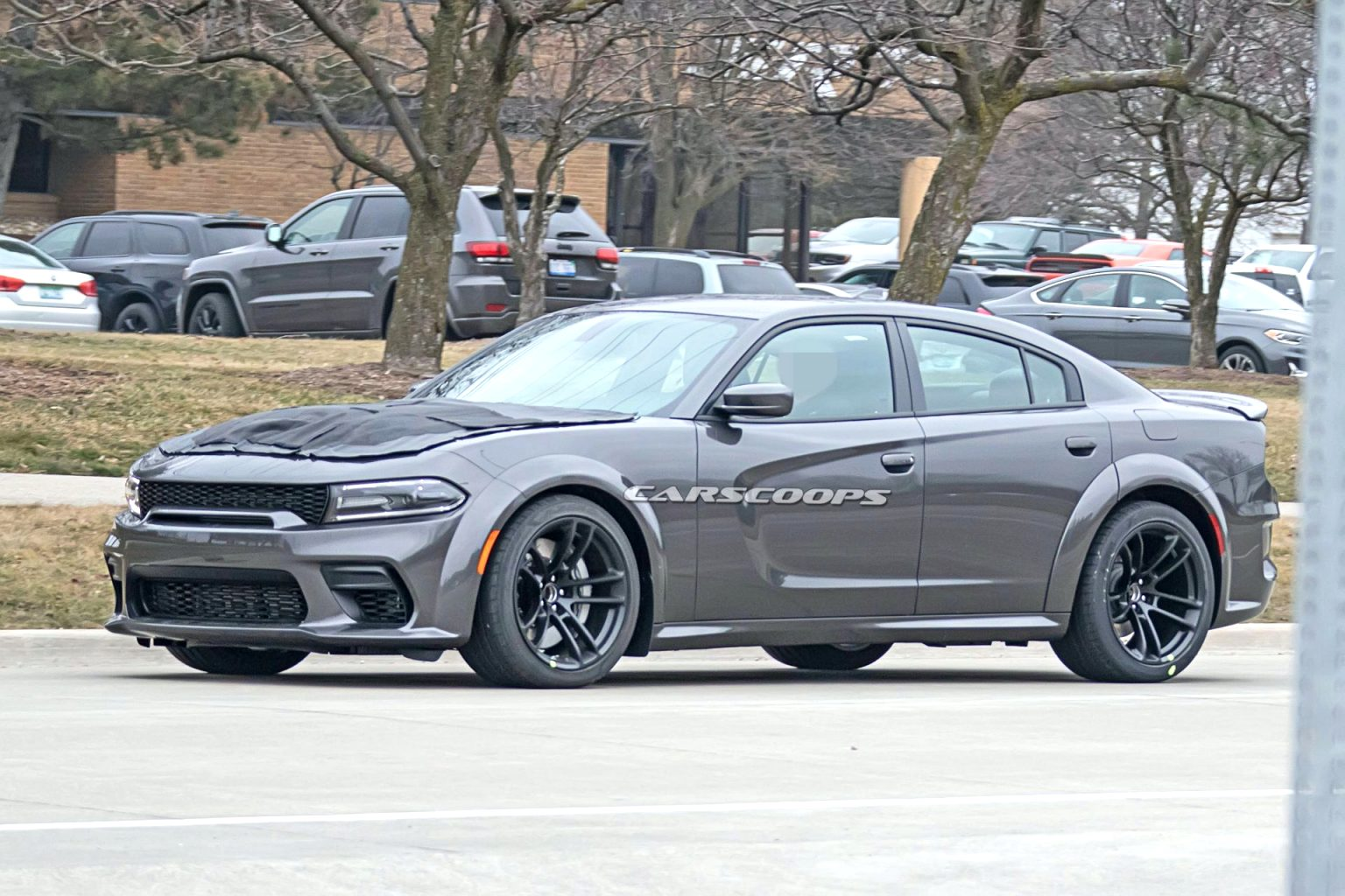 dodge hellcat charger 2021 Style