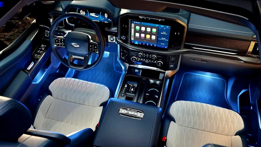 2021 ford interior colors Redesign and Review
