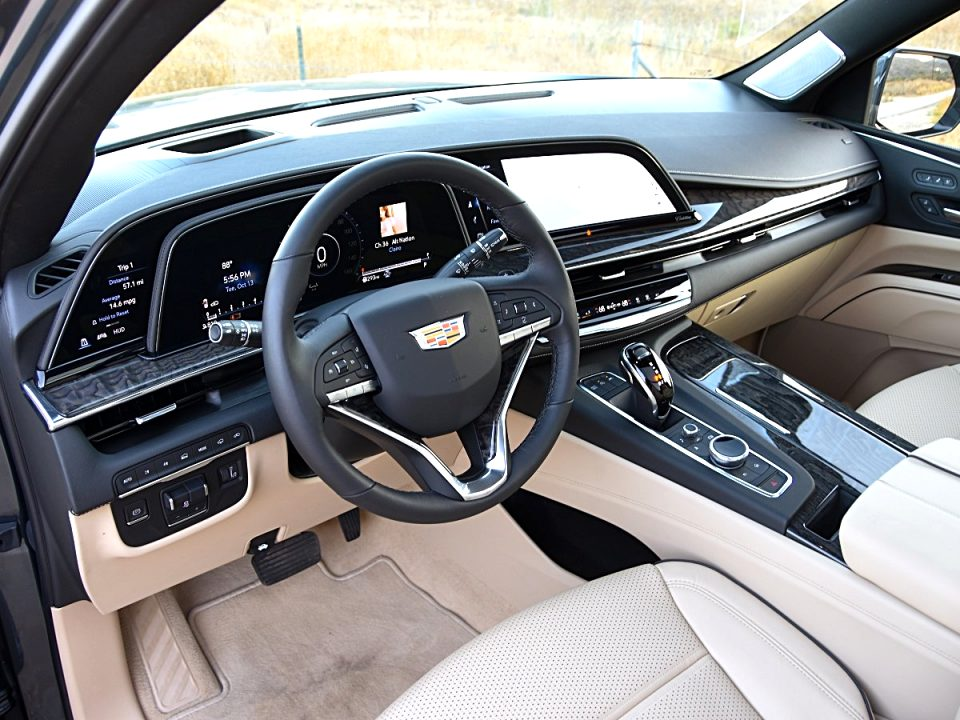 how much is a 2021 cadillac SUV Review and Release date