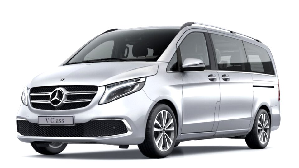 2021 mercedes v class price Specs and Review