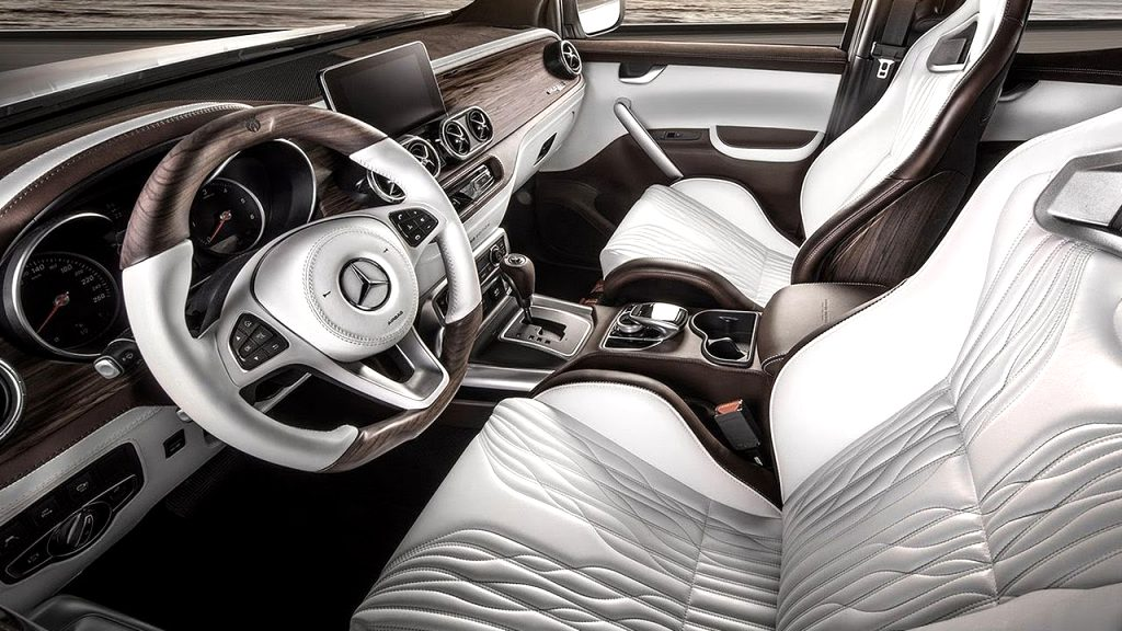 mercedes x class 2021 interior Review and Release date
