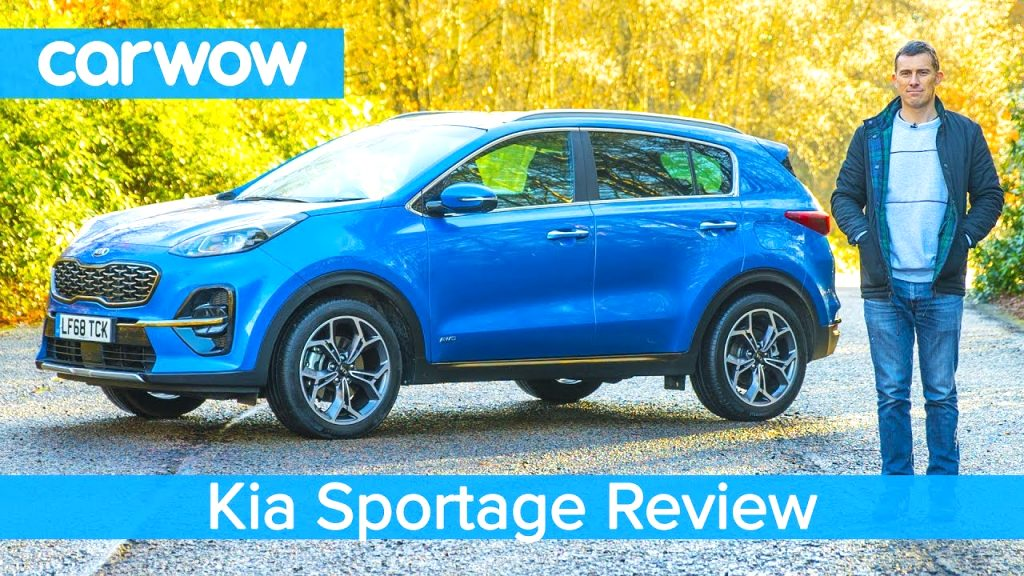 2021 kia sportage youtube Redesign and Review