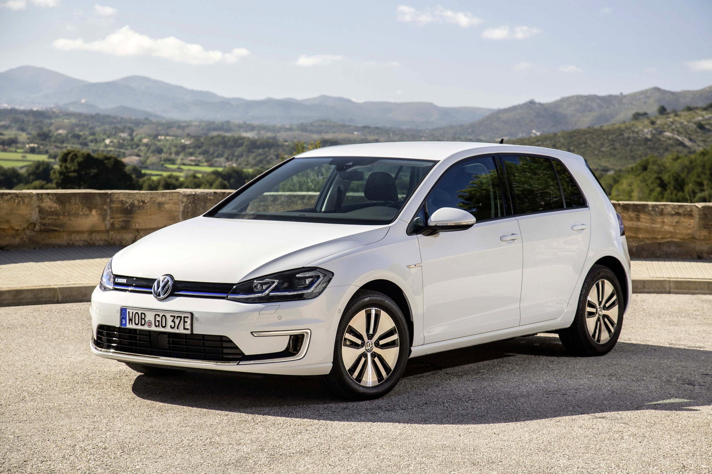 2021 volkswagen e-golf New Model and Performance