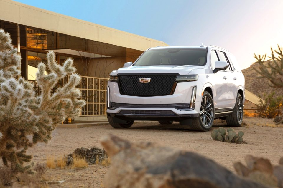 how much is a 2021 cadillac SUV Pricing