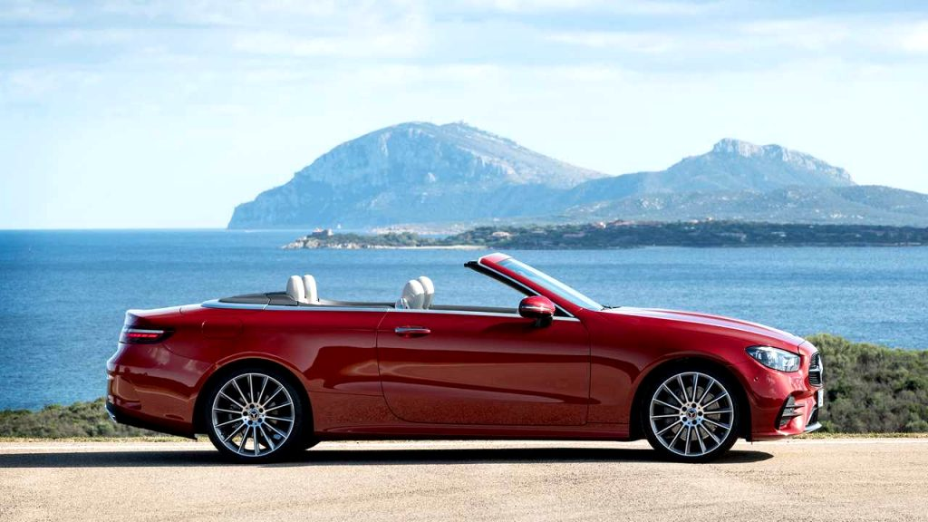 mercedes convertible 2021 Research New