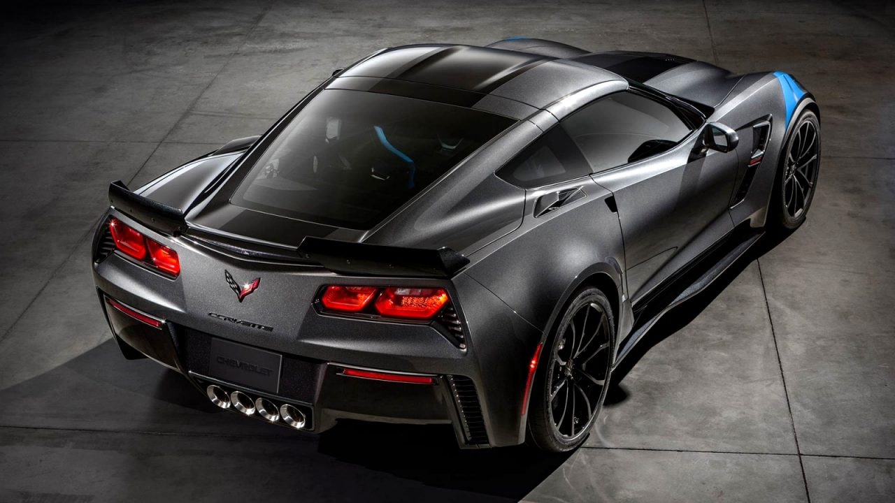 2021 chevrolet grand sport Engine