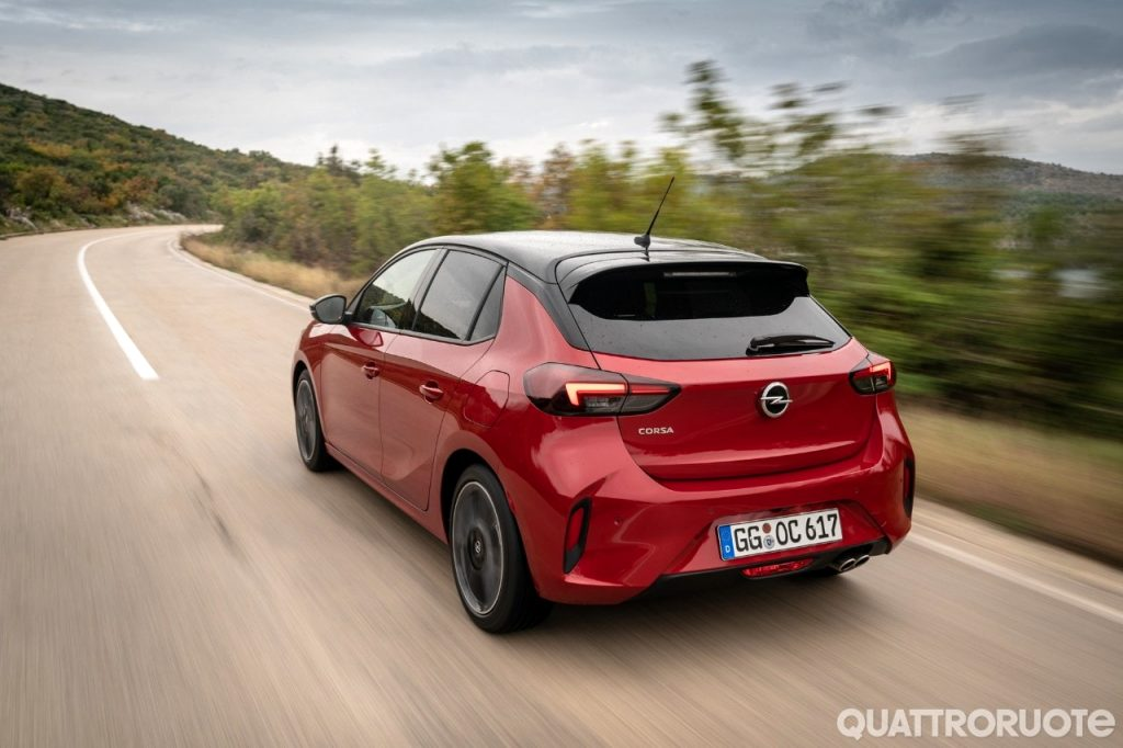 opel corsa 2021 quattroruote Redesign and Review