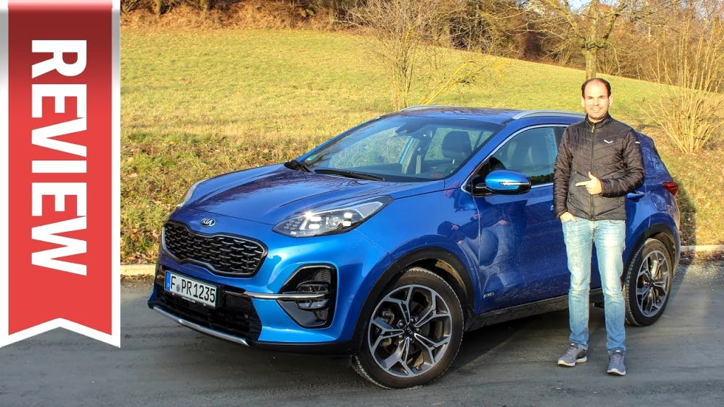 2021 kia sportage youtube Release Date and Concept