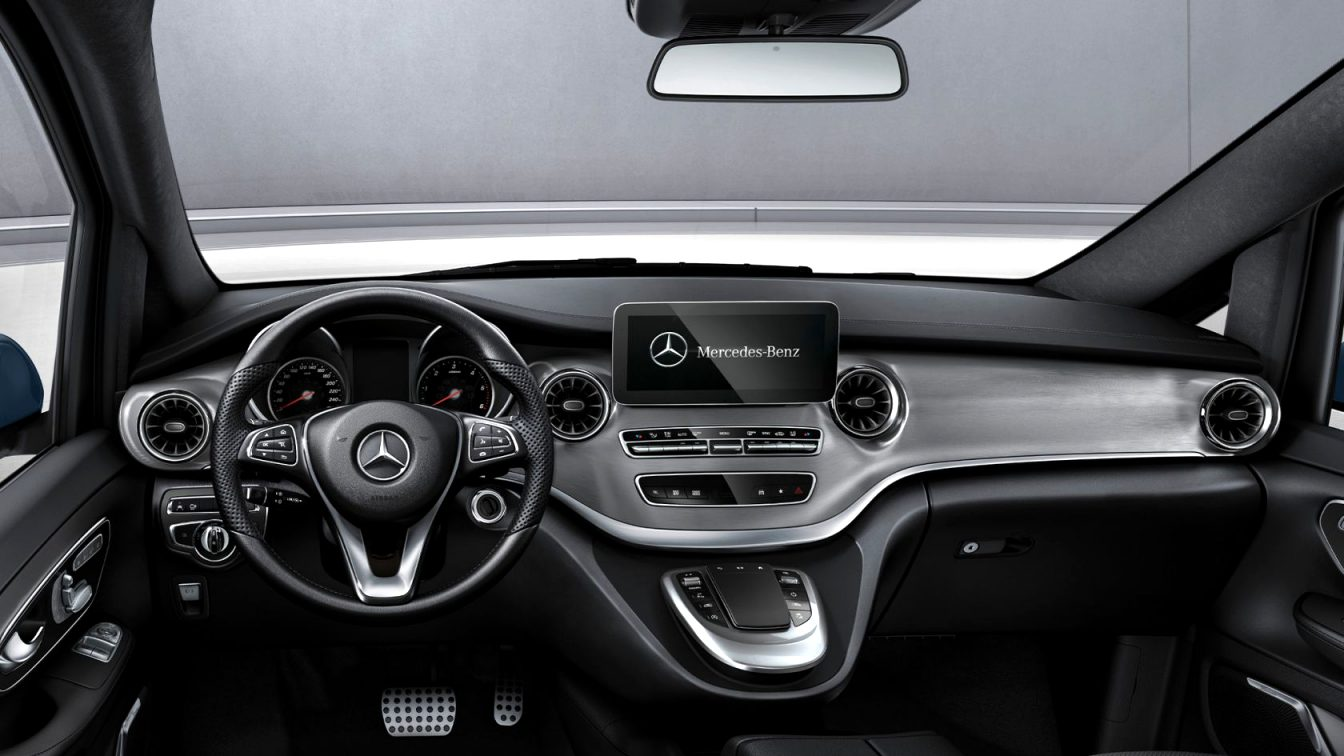 2021 mercedes v class price Redesign