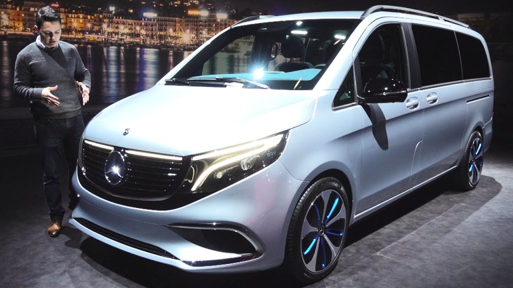 2021 mercedes v class price Concept and Review