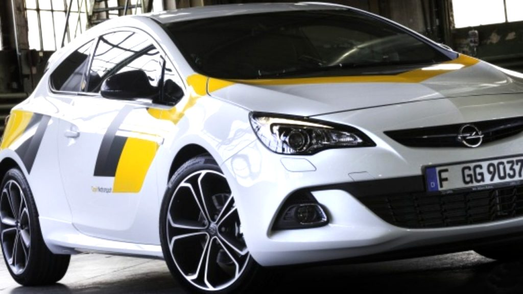2021 opel opc Prices