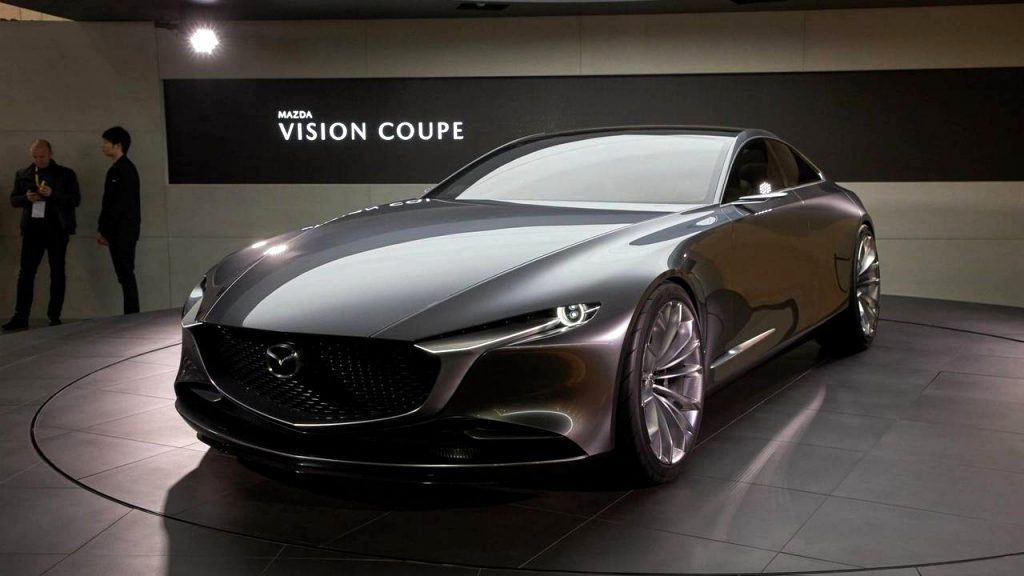2021 mazda vision price Concept and Review