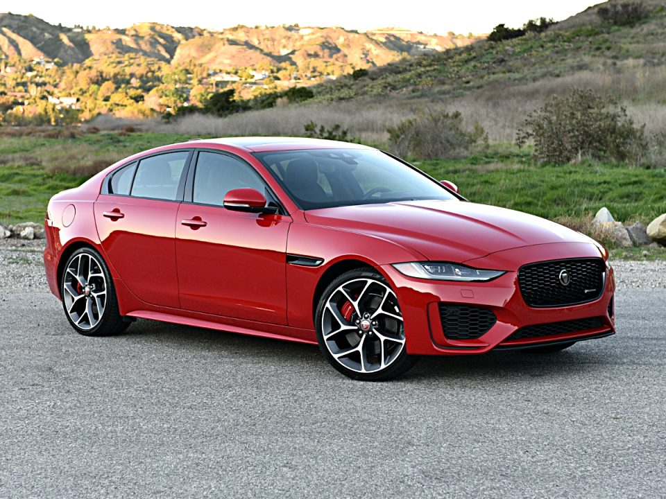 jaguar offers 2021 Exterior