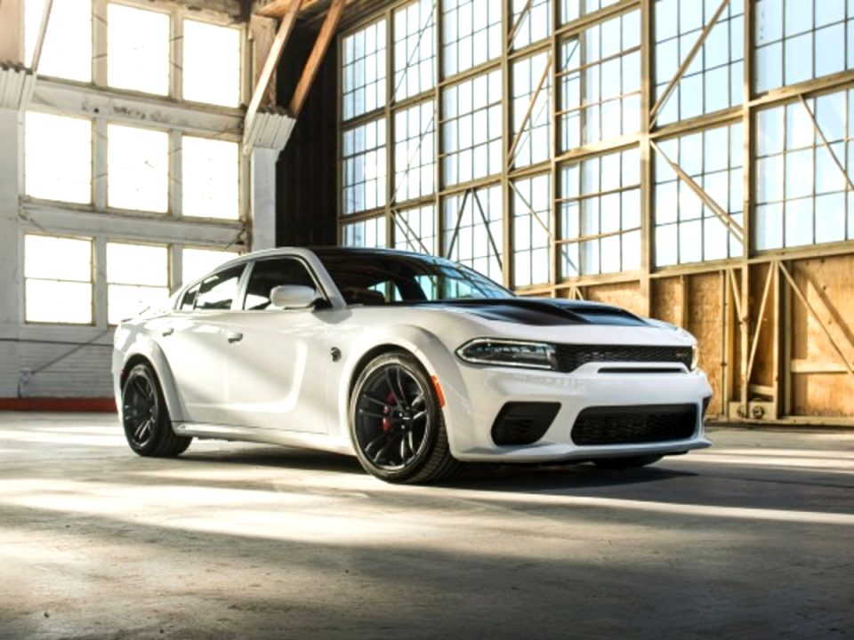 dodge hellcat charger 2021 Performance