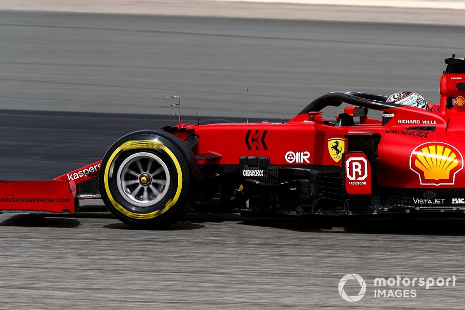 f1 2021 australia ferrari Photos