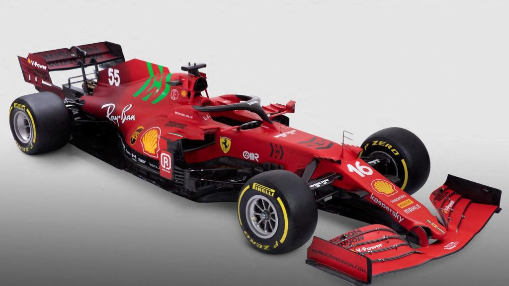 f1 2021 australia ferrari New Review
